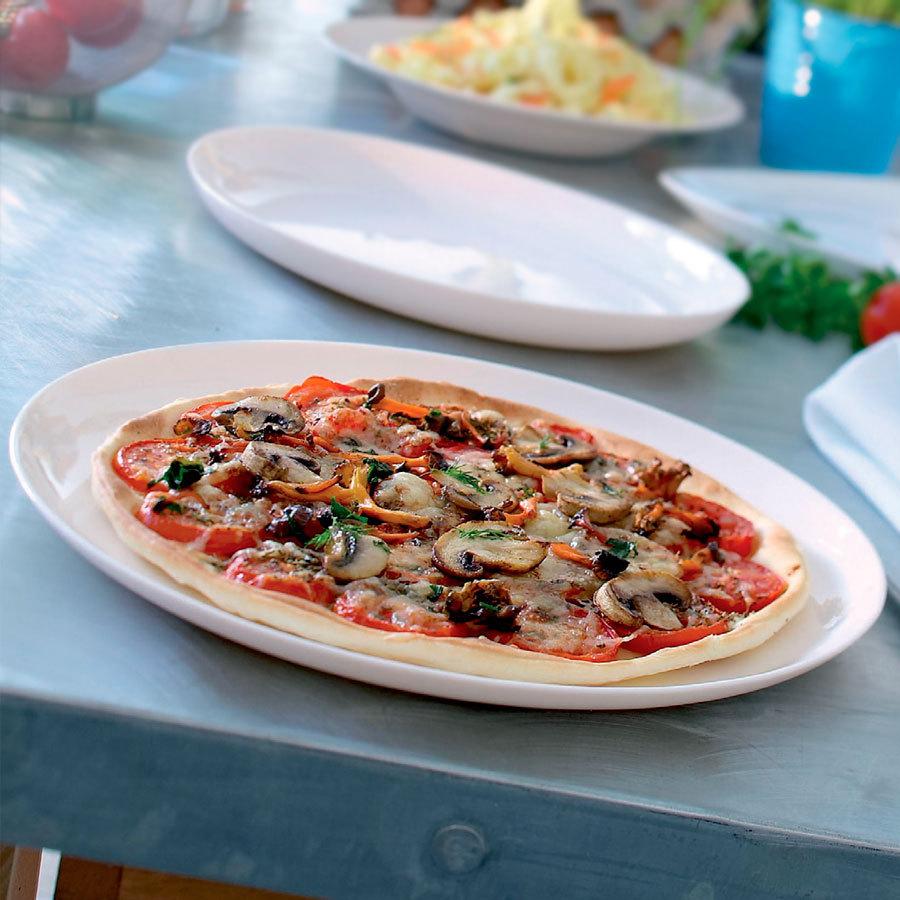 plato pizza 32cm luminarc el p sito menaje
